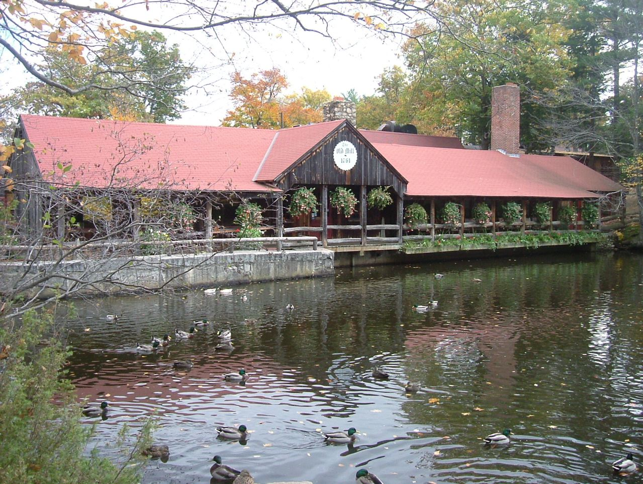 Old Mill Restaurant, Westminster, MA