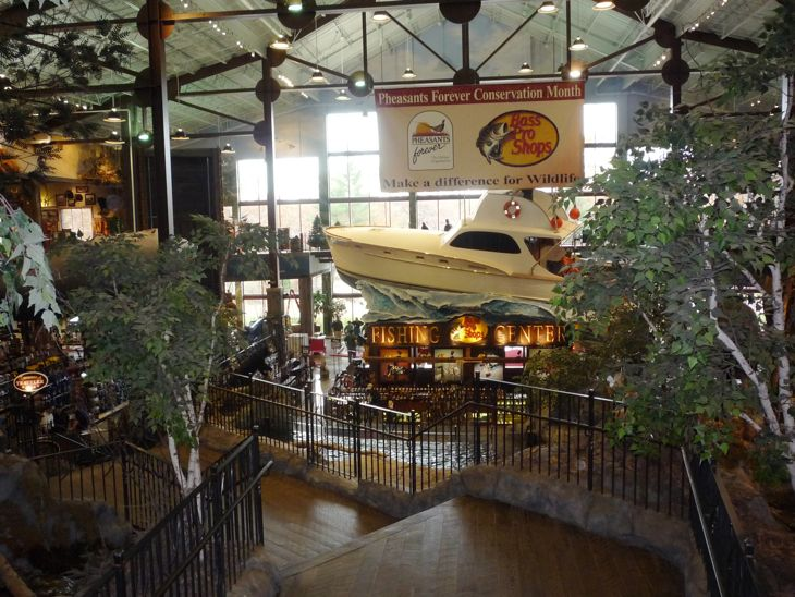 Bass Pro Shops, Gillette Stadium, Patriot Place, Foxborough, MA