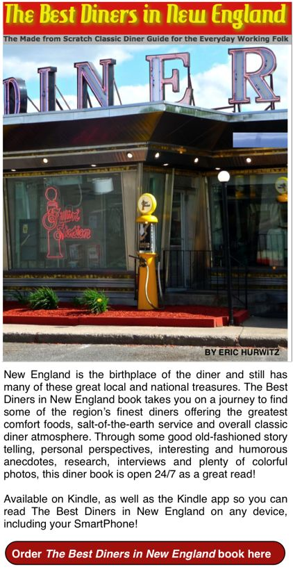 Best Diners In New England Kindle book