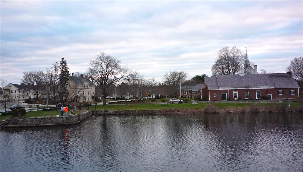 Harrisville R I Not Your Run Of The Mill Mill Village