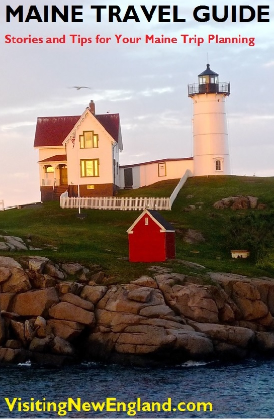 Your Maine travel and vacation guide