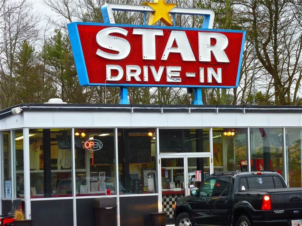 Star Drive In, Taunton, Massachusetts