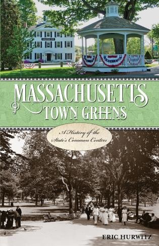 Massachusetts Town Greens book is available in paperback, on Kindle and for your Smartphone with the Kindle app.
