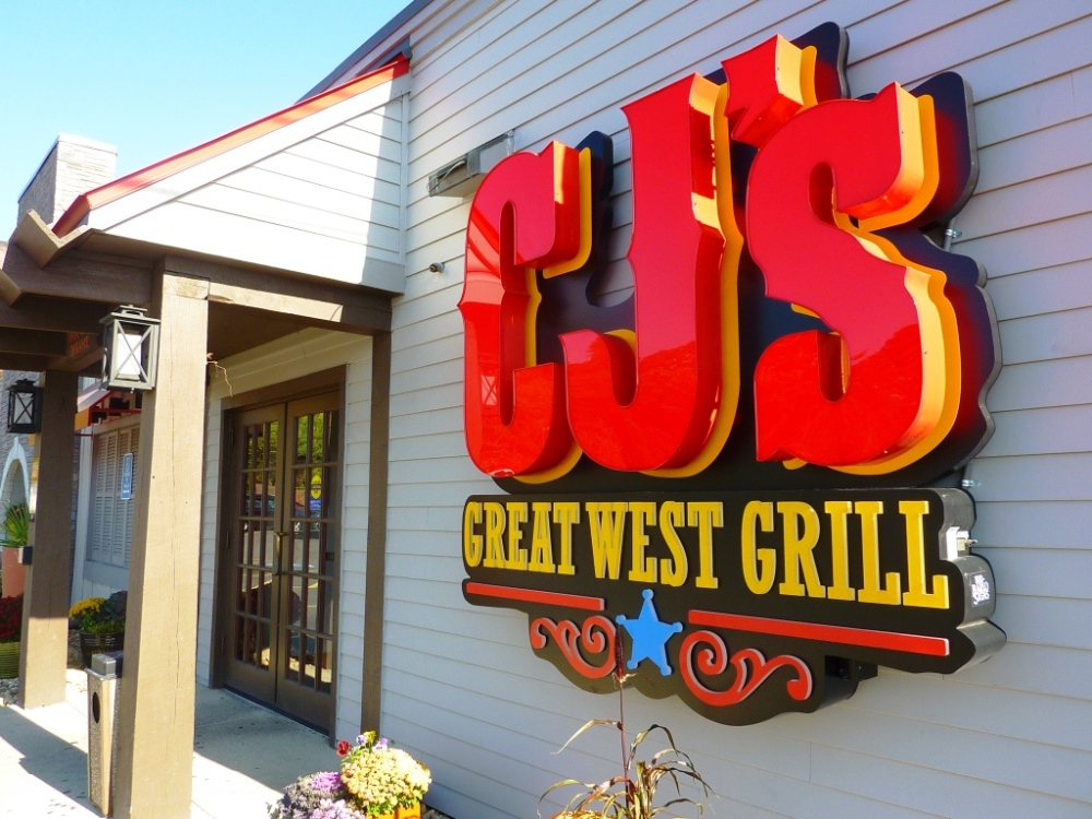 CJ's Great West Grill in Manchester, N.H., serves made-from-scratch food inspired by diverse American cuisines,