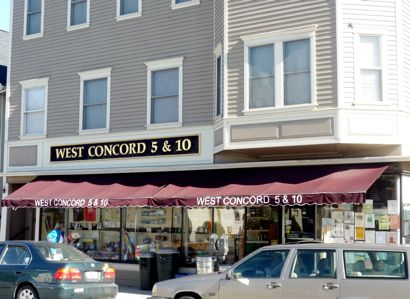 West Concord Five and Dime photo, West Concord, MA