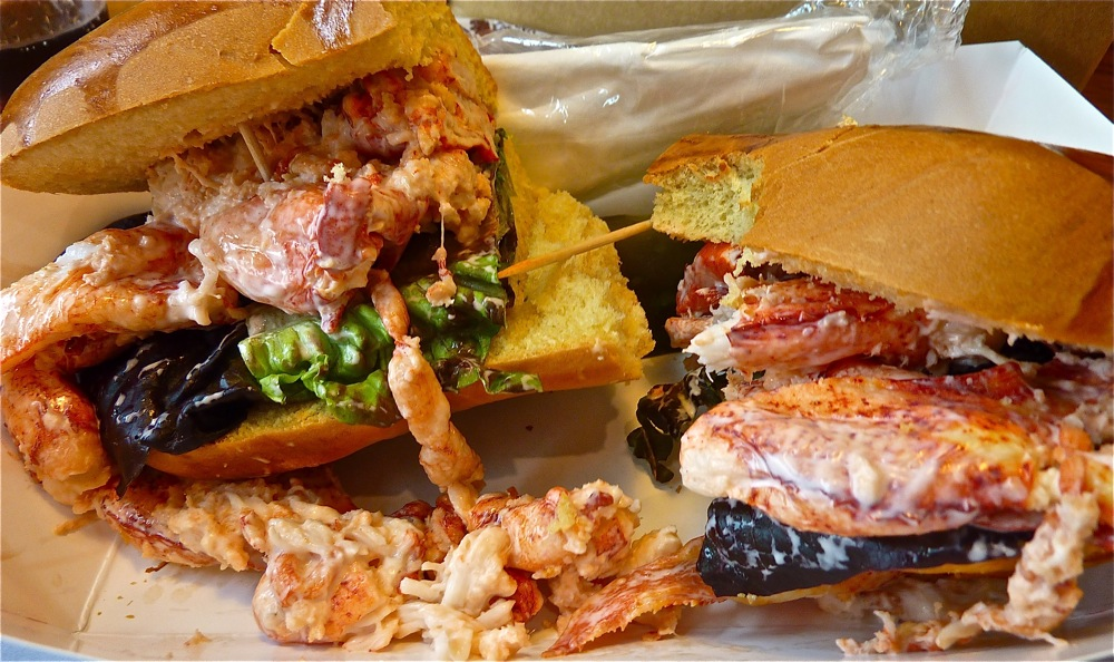 Lobstah On A Roll, Salem and Boston, Mass.