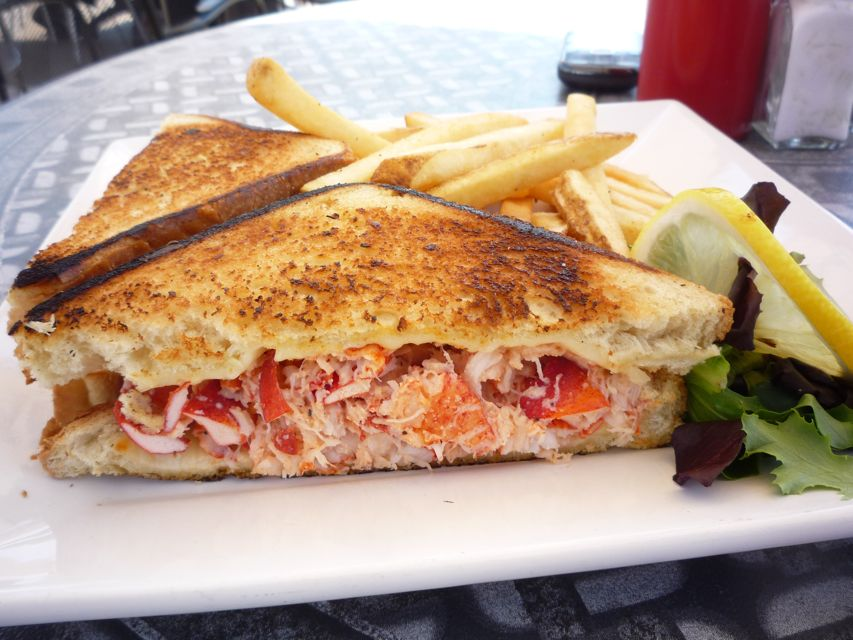 guacamole grilled cheese sandwich lobster grilled cheese sandwich