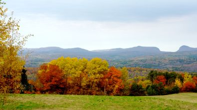 Mid-Burke Mountain Photo, Northeast Kingdom, Vermont