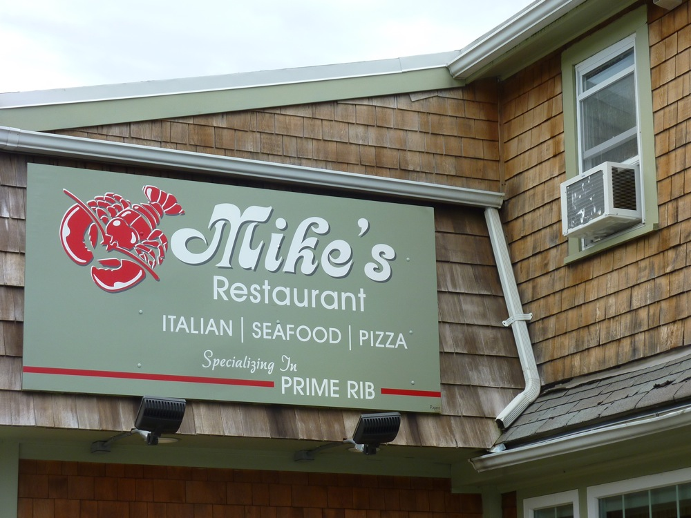 Mike's Restaurant, Fairhaven, MA