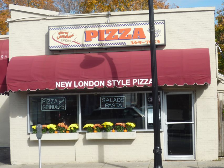 New London Pizza, Concord MA