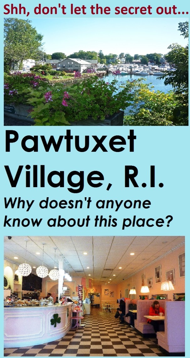 Hidden New England coastal travel: Pawtuxet Village, R.I.