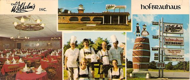 Memories Of Closed New England Restaurants New England Dining