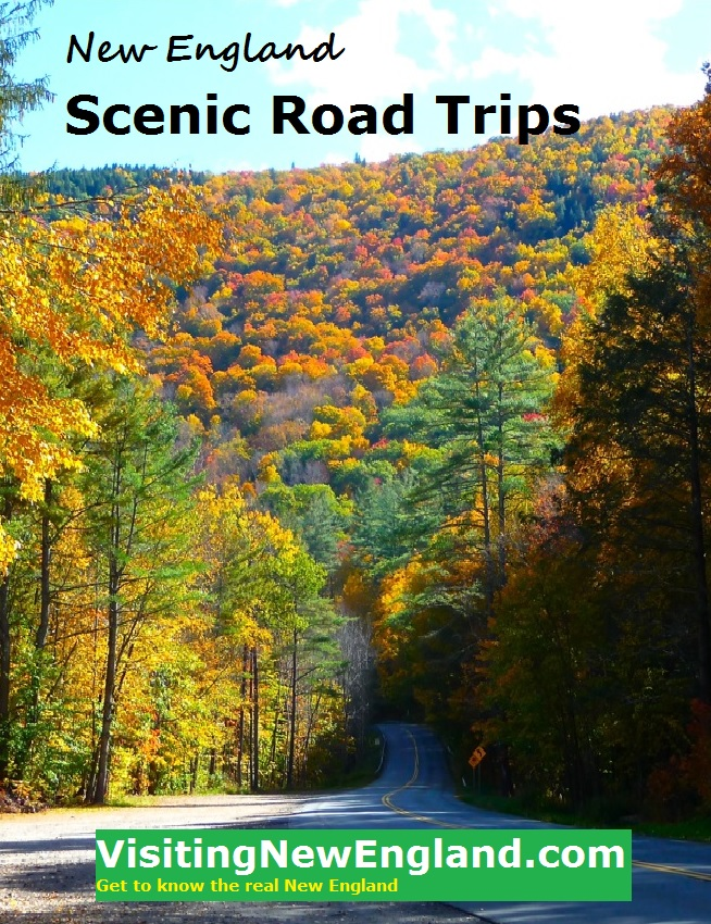 Discover scenic family road trips in New England