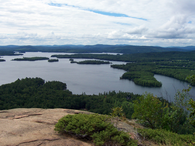 Squam Lakes, New Hampshire