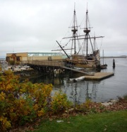 Mayflower II photo, Plymouth, MA5