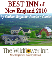 Wildflower Inn graphic, Lyndonville, Vt.