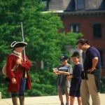 Visiting the Freedom Trail in Boston