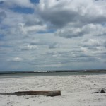 Goose Rocks Beach, Kennebunkport, Maine, Offers Peace And Solitude