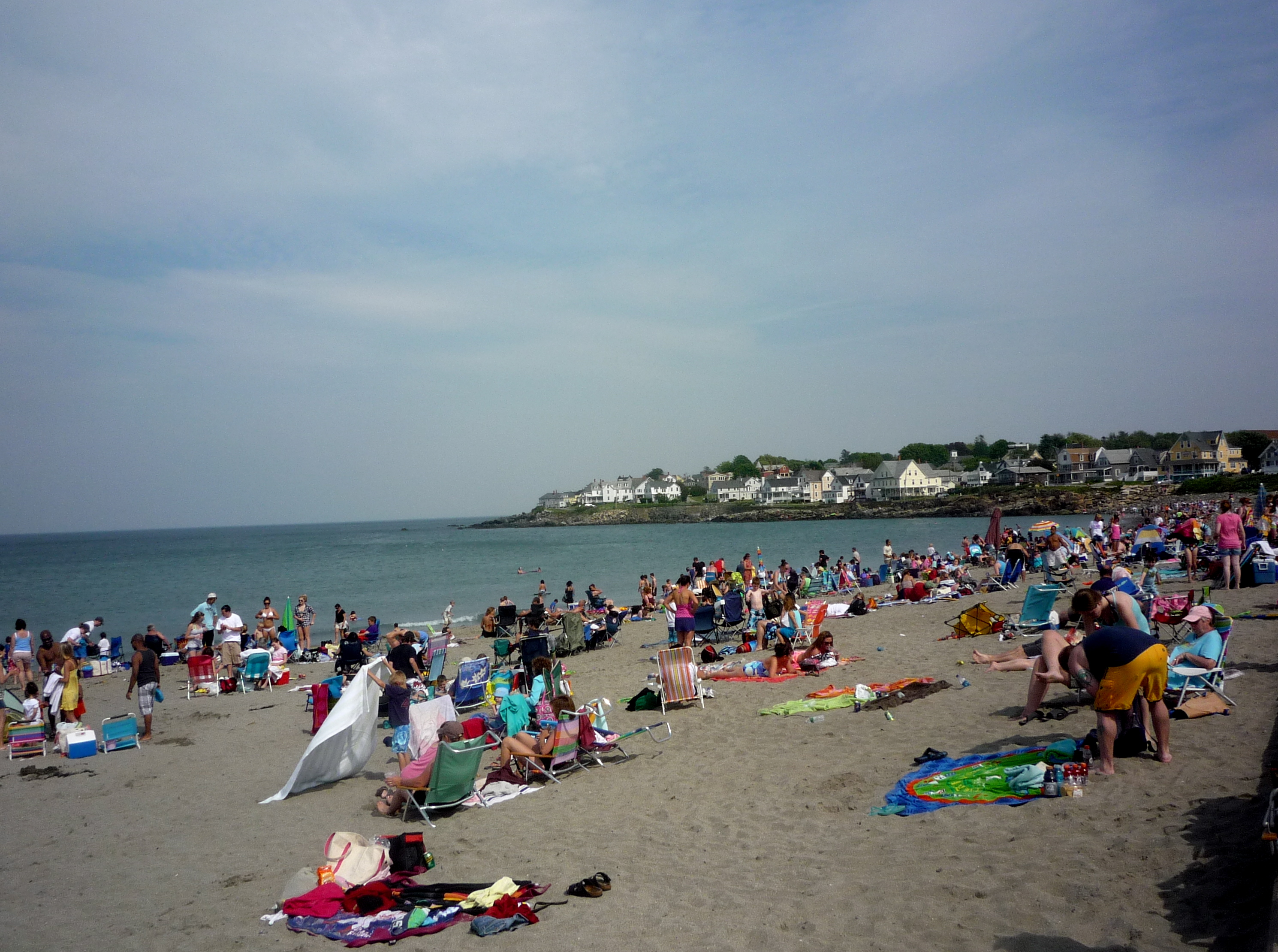 Five Dollars Spent To Visit A Classic Maine Beach