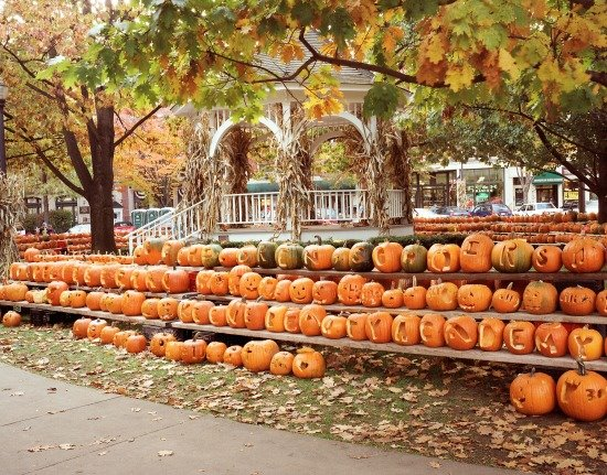 The Amazing Keene Pumpkin Festival Returns Oct. 20, 2012