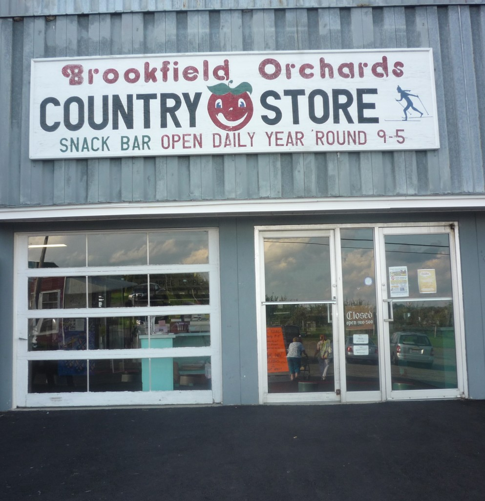 An Apple Orchard A Day, Part 2: Brookfield Orchards, N. Brookfield, Mass.