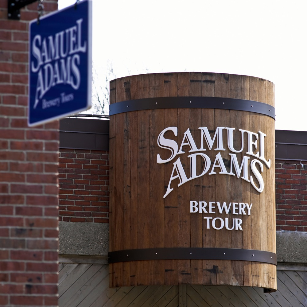 Take a Samusel Adams Brewery Tour in Boston, Massachusetts. Photo credit: Massachusetts Department of Travel and Tourism.
