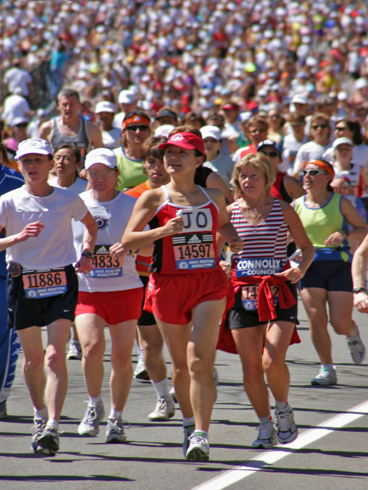 Famous April Events: Boston Marathon in Boston and Patriot's Day Parades in Lexington and Concord