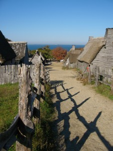 Image of Plimoth Plantation, Plymouth MA