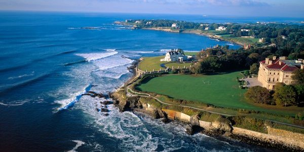The Cliff Walk, Newport, R.I. – New England Scenic Viewpoints