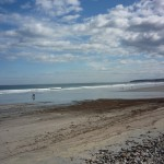 Picture of Long Sands Beach, York Beach, Maine