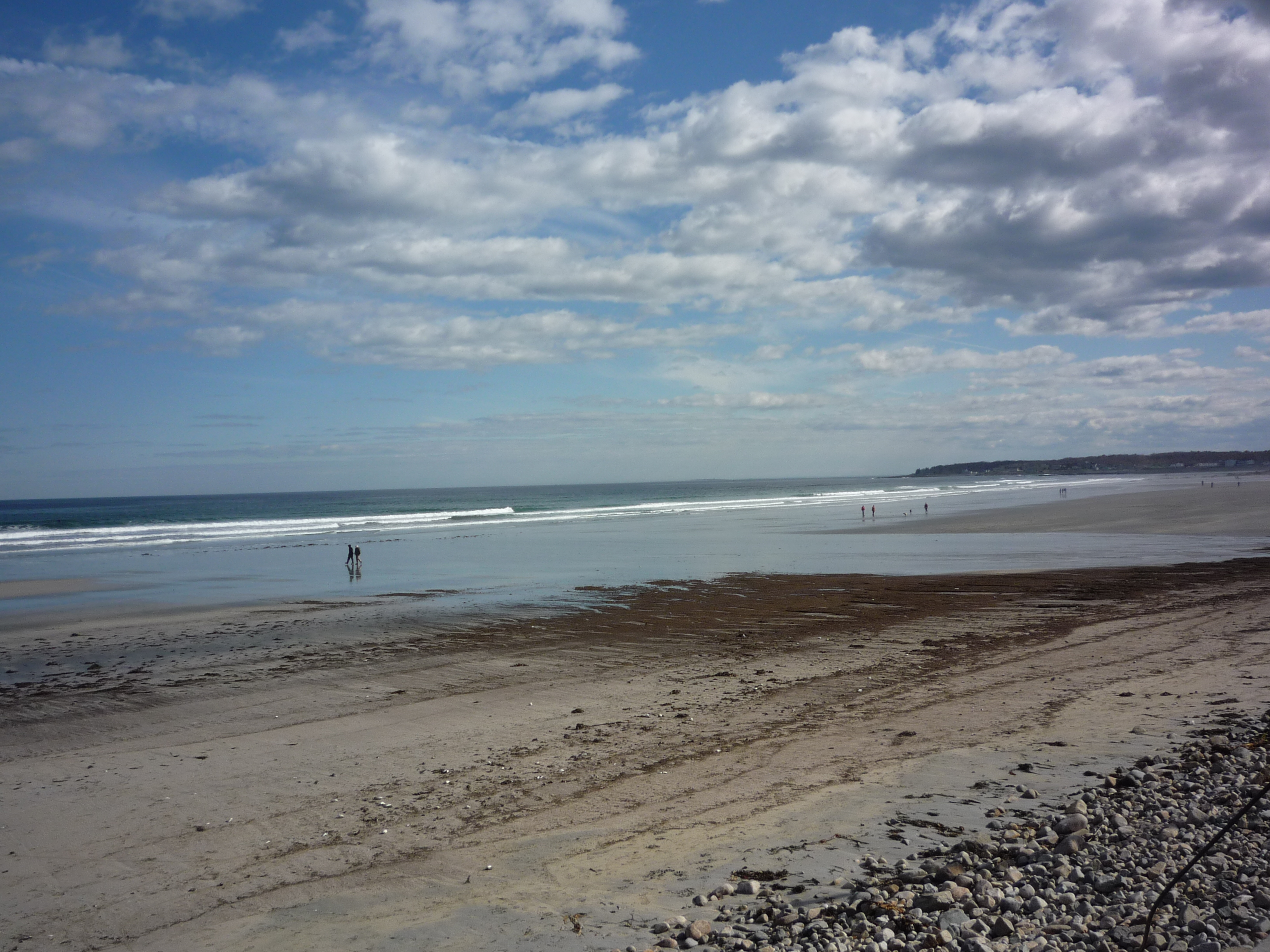 Picture Of Long Sands Beach York Maine