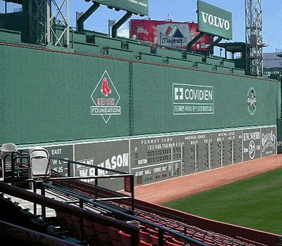 Fenway Park Tours is an All Star Boston Attraction