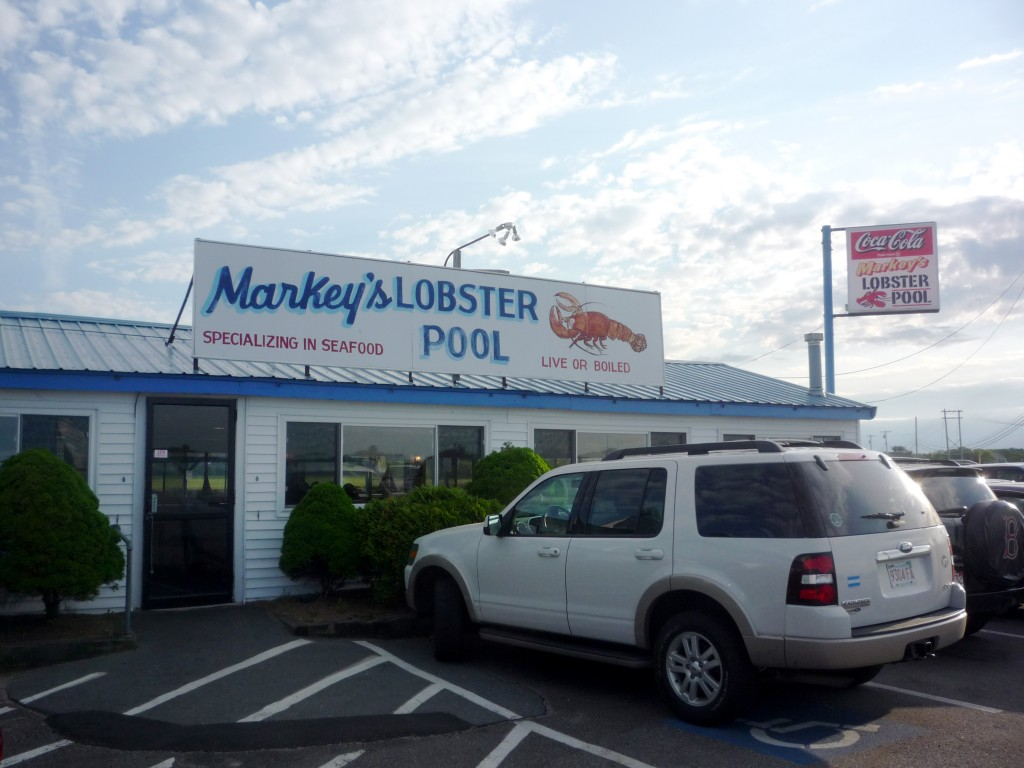 Image of Markey's Lobster Pool