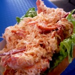 image of lobster roll