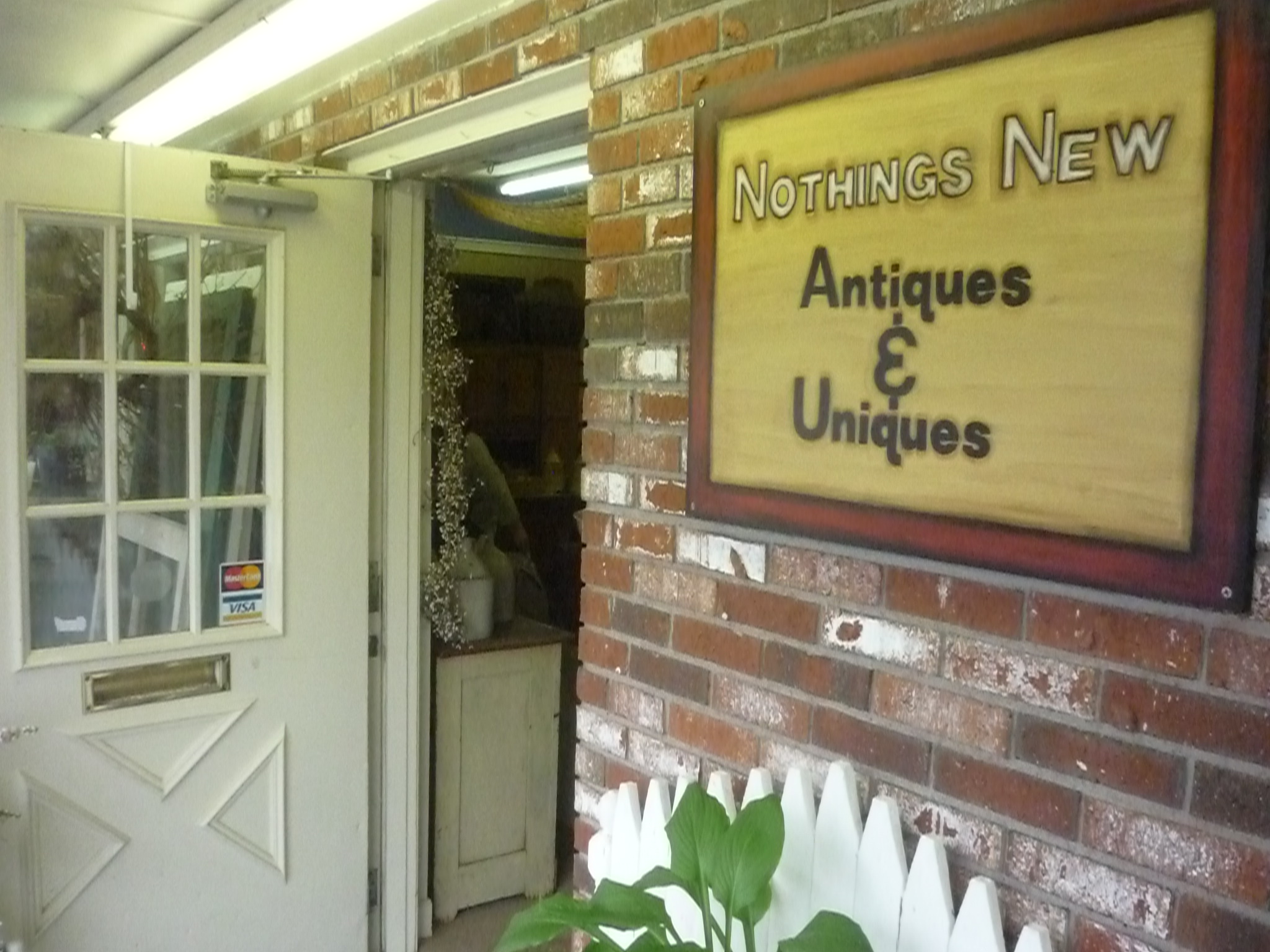 Nothings New, a Budget-Friendly, Hidden Gem Antique Store in Norfolk, Mass.