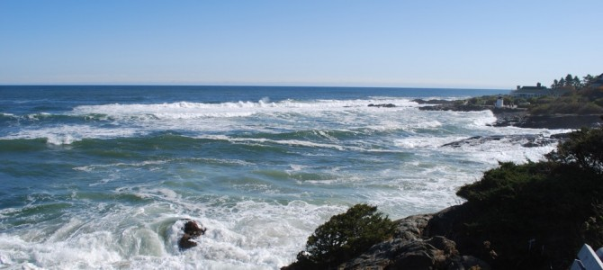 10 Reasons to Love Marginal Way in Ogunquit Maine