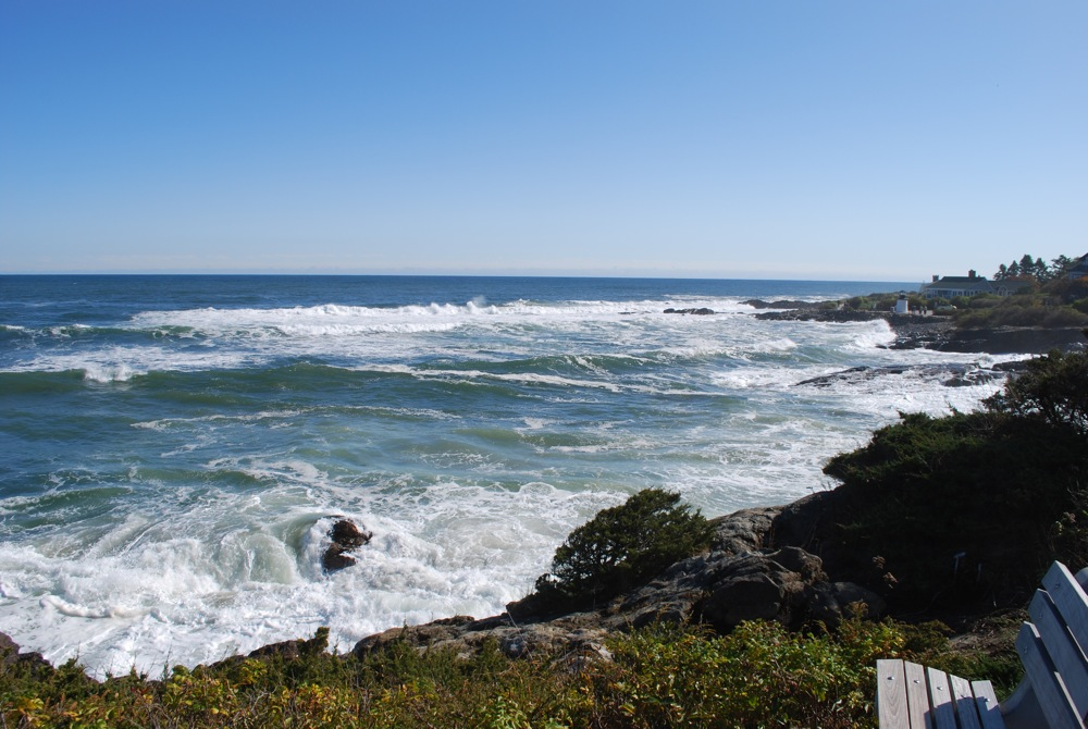 Marginal Way, Ogunquit, ME. Photo: Sarah Diment, Beachmere Inn.