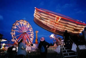 Maine Summer Agricultural Fairs