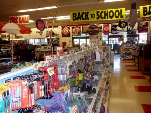 Benny's Stores Impresses with Back to School Merchandise