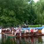 Photo of Swan Boat ride, Boston