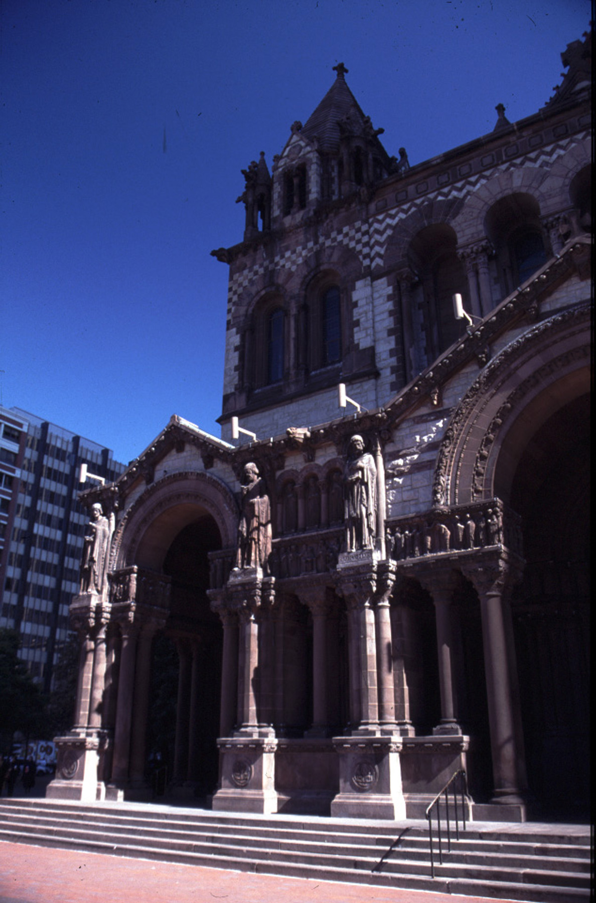 Trinity Church Boston Guided And Self Guided Tours The