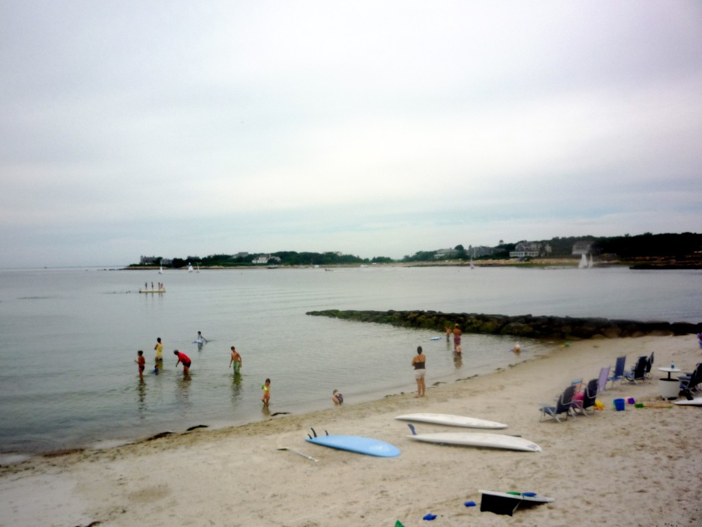 Photo of New Silver Beach, North Falmouth, Mass.