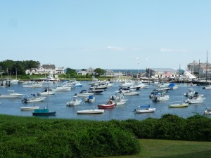 Picture of Harwich Port, Cape Cod, Mass.
