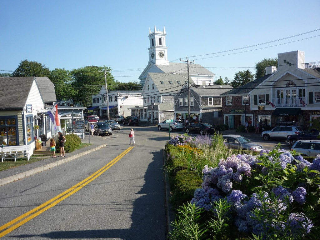 Photo of Downtown Chatham, Cape Cod, Mass.