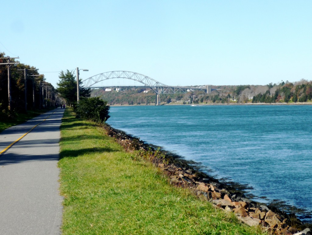 Picture of Cape Cod Canal Bike Trail
