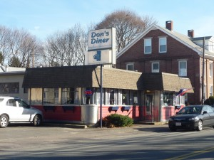 Picture of Don's Diner, Plainville MA