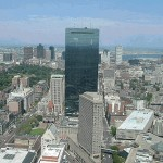 Photo of View from Prudential Skywalk Observatory (photo by Eric)