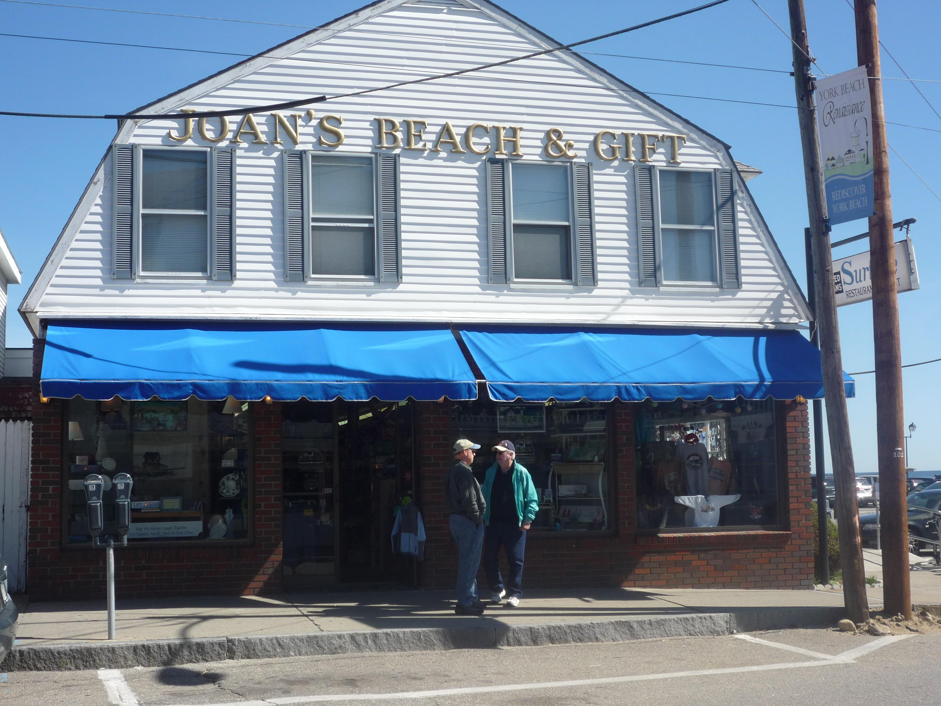 Joan's Beach and Gift: an Affordable Gift Shop in York Beach, Maine