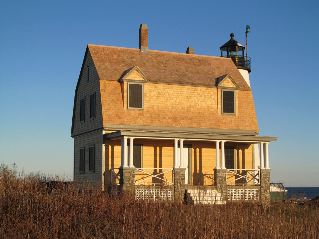 Summer Boat Trips To Wood Island Light At Saco Bay Maine