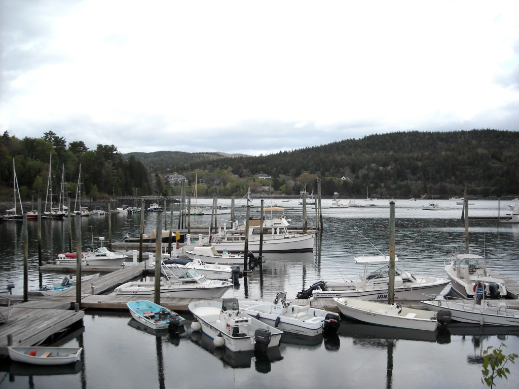Photo of Northeast Harbor, Maine (photo by Eric)